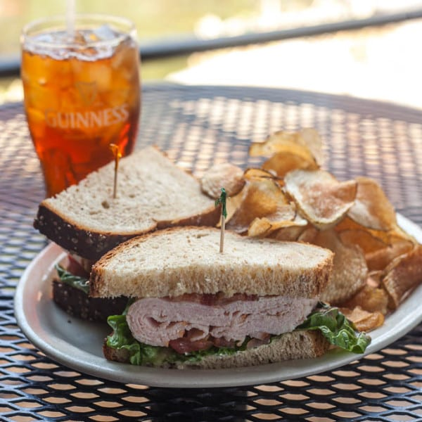 Smoked Turkey Club